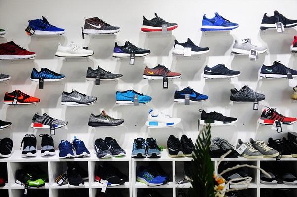 Nguồn hàng giày thể thao quảng châu giá rẻ
