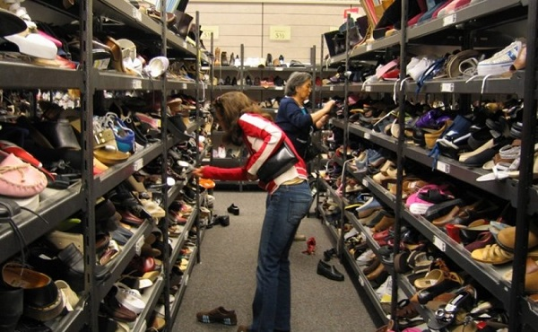 xưởng giày trung quốc